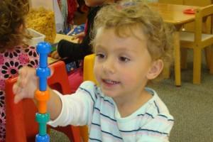 Slider 2 Child Tower