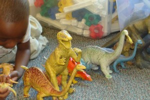 Slider 4 Child Dinosaur
